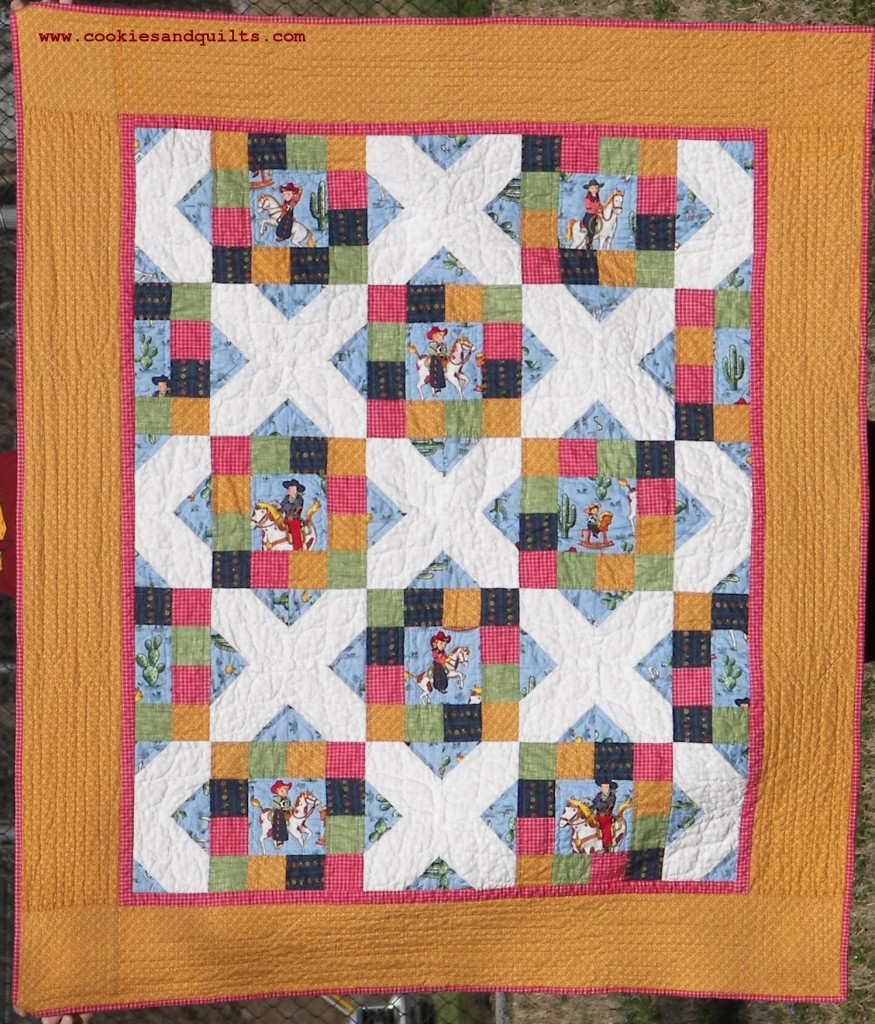 Hand Sewing Quilt Borders http://cookiesandquilts.com/kitchen/tag/hand-quilting/